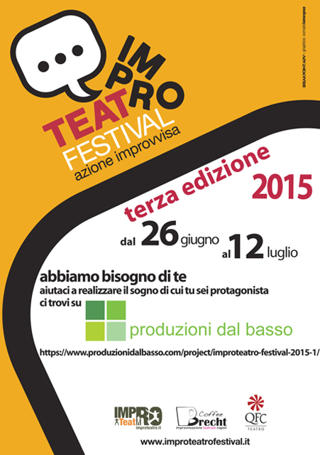 Improteatro Festival 2015