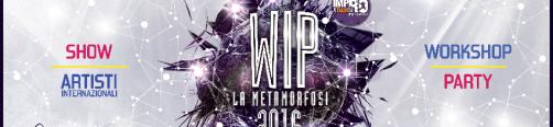 WIP 2016 improvvisazione teatrale