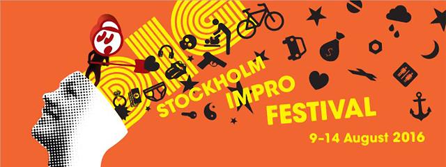 DIG - Stockholm Impro Festival 2016